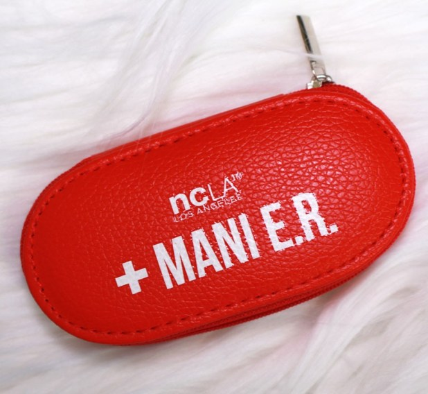 NCLA Mani ER Nail Kit