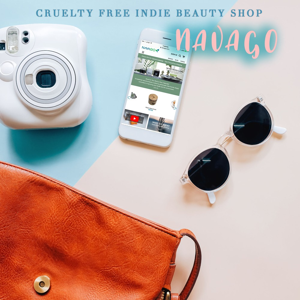 Navago Cruelty Free Indie Beauty Shop
