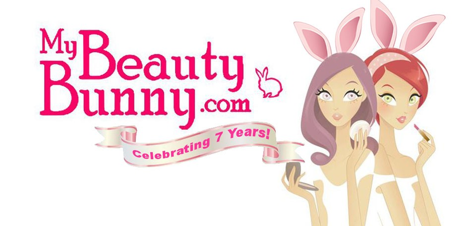 My Beauty Bunny Logo Seventh Anniversary