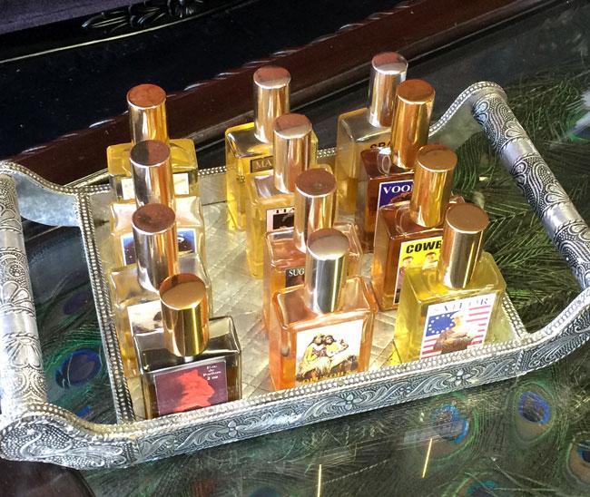 Opus Oils Perfumes