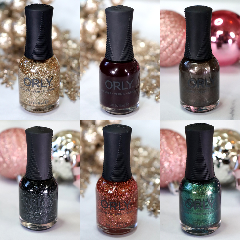 Cruelty Free Holiday Gift Guide 2020 - Orly Metropolis holiday collection