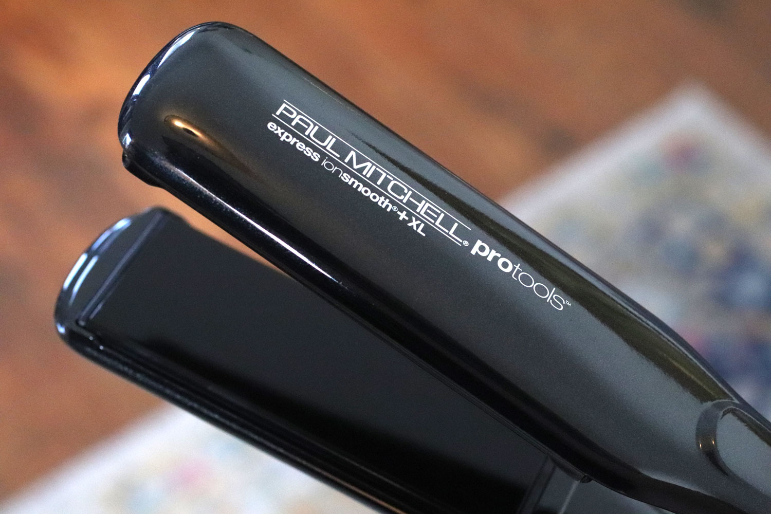 Paul Mitchell Smooth + XL flat iron giveaway