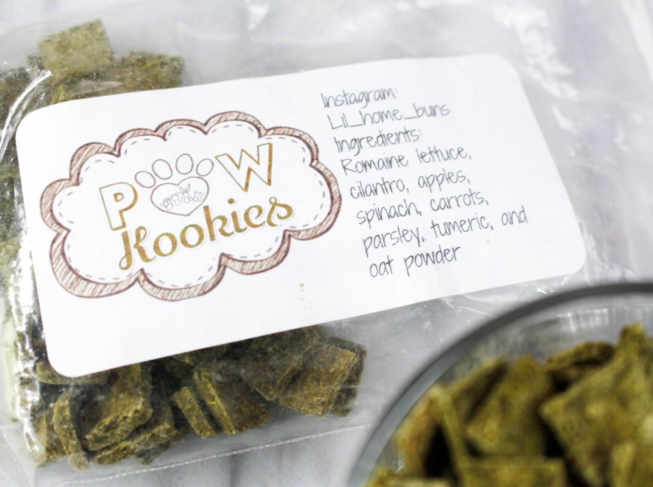 Paw Kookies