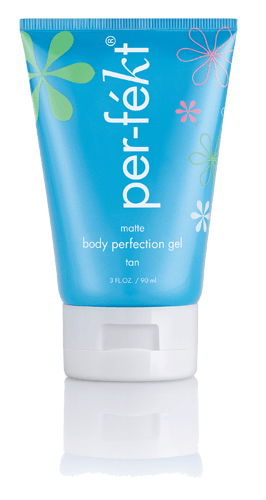 Perfekt Tan Body Gel - Dimethicone Products - Good or Bad for Skin by popular LA cruelty free beauty blogger My Beauty Bunny