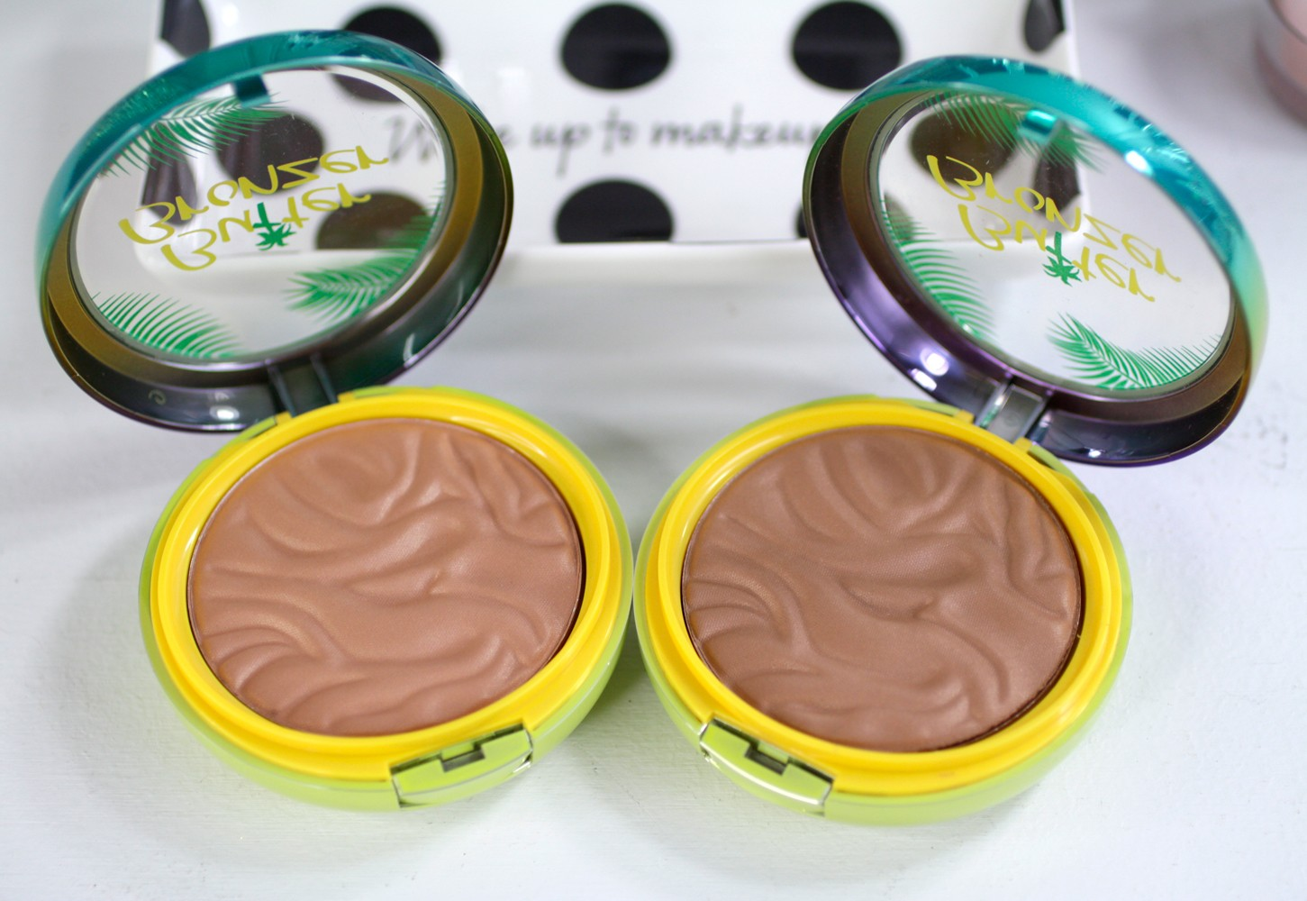 Physicians Formula Butter Bronzer Sunkissed and Deep shades