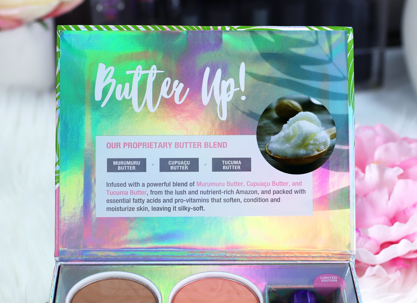 Physicians Formula Butter Collection Palette - Review and Swatches by Popular Los Angeles Cruelty Free Beauty Blogger, My Beauty Bunny