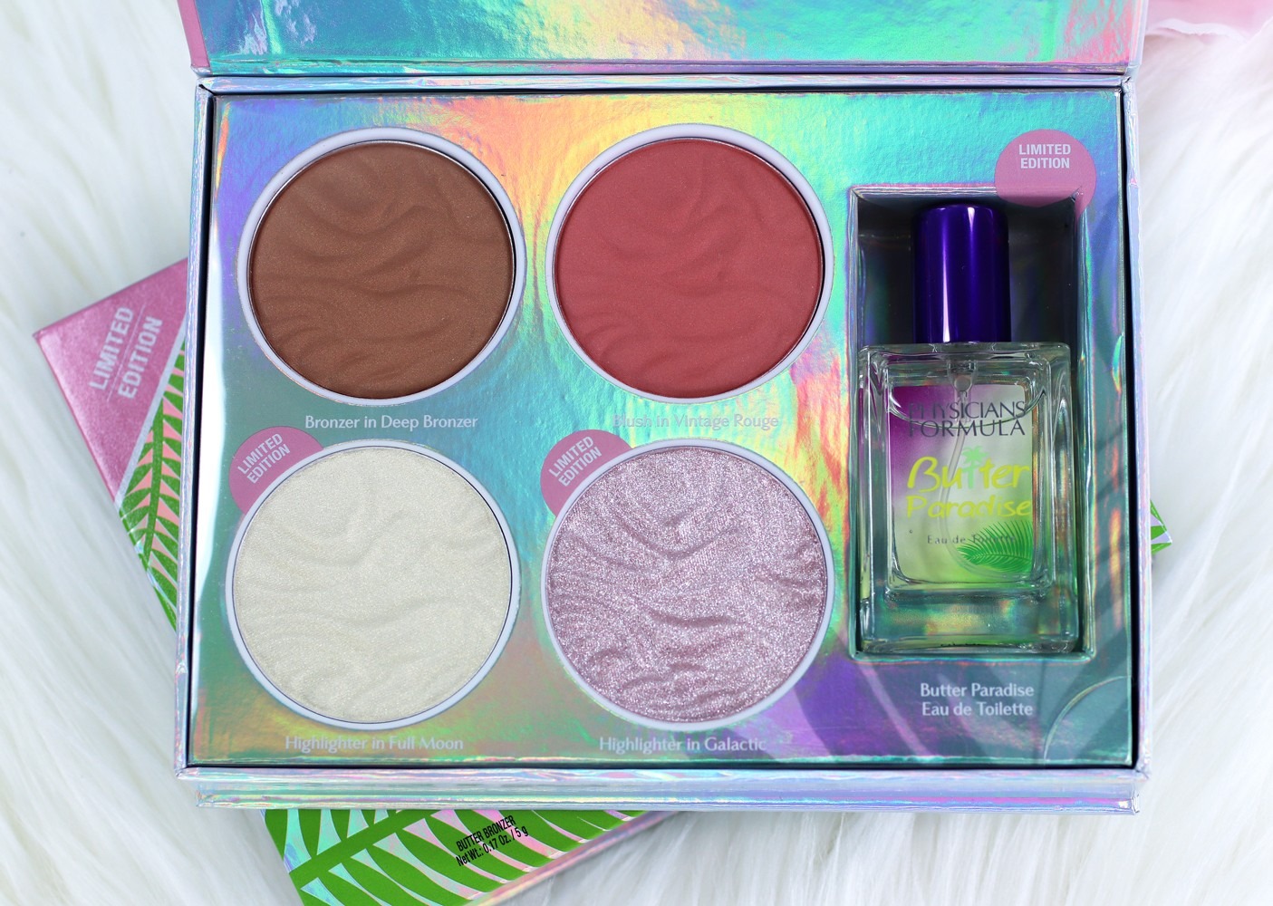 Physicians Formula Butter Collection Palette Medium Deep - Review and Swatches by Popular Los Angeles Cruelty Free Beauty Blogger, My Beauty Bunny