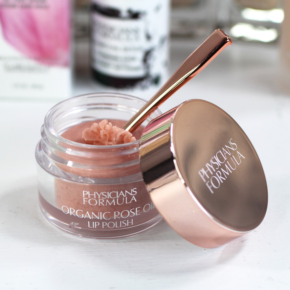 Physicians Formula Skincare - Organic Rose Oil Lip Polish