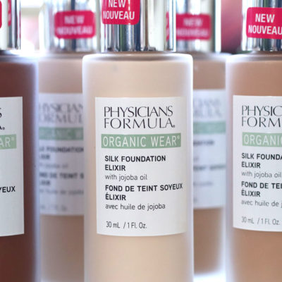 NEW! Physicians Formula Organic Wear Makeup & Skincare