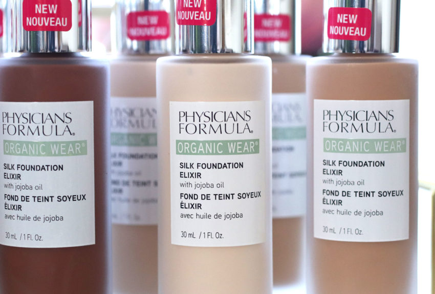 Physicians Formula Organic Wear Makeup and Skincare Review