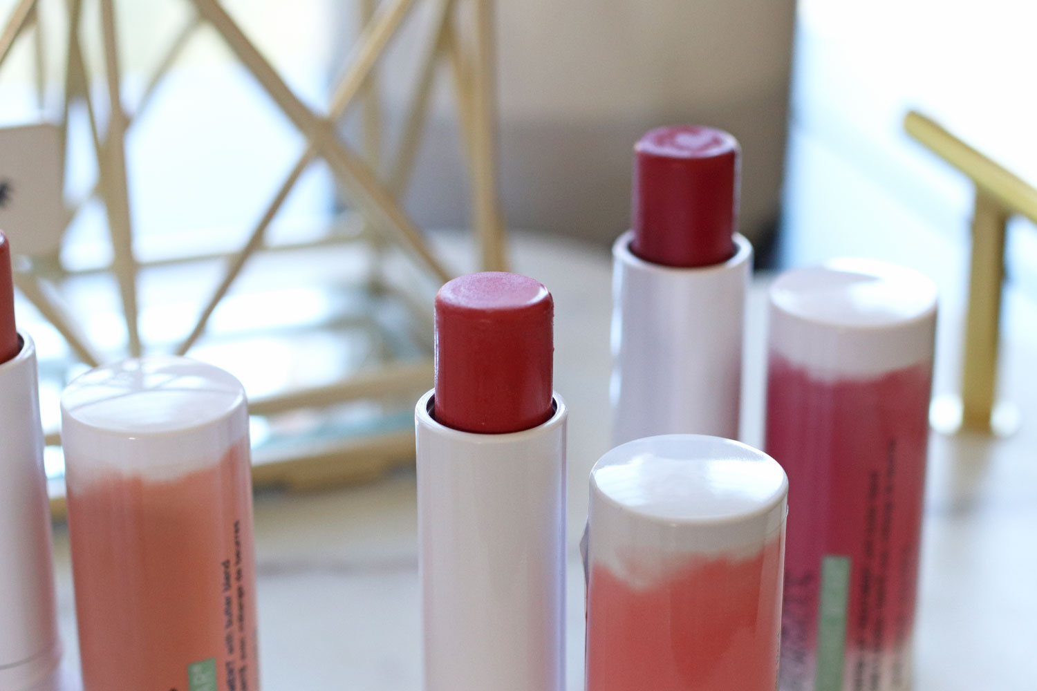 Physicians Formula Organic Wear Tinted Lip Treatment Review and Swatches