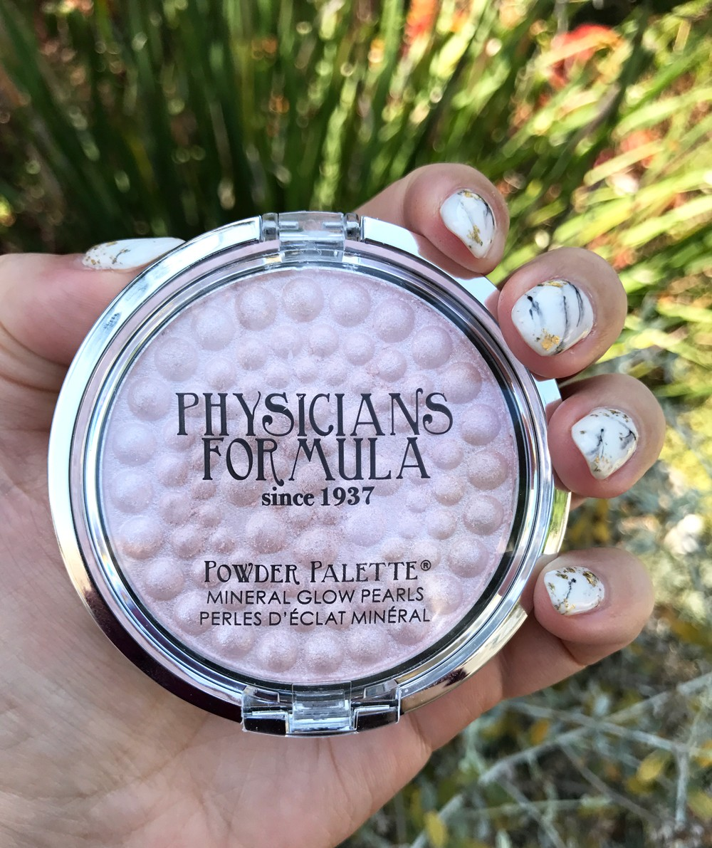Physicians Formula Powder Palette Mineral Glow Pearl Highlighter