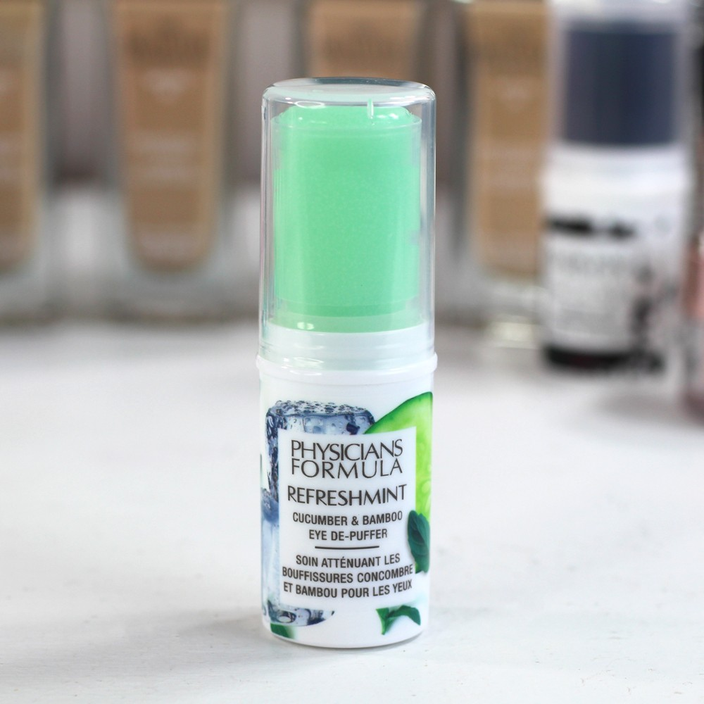 Physicians Formula Skincare - Refreshmint Cucumber and Bamboo Eye De-Puffer