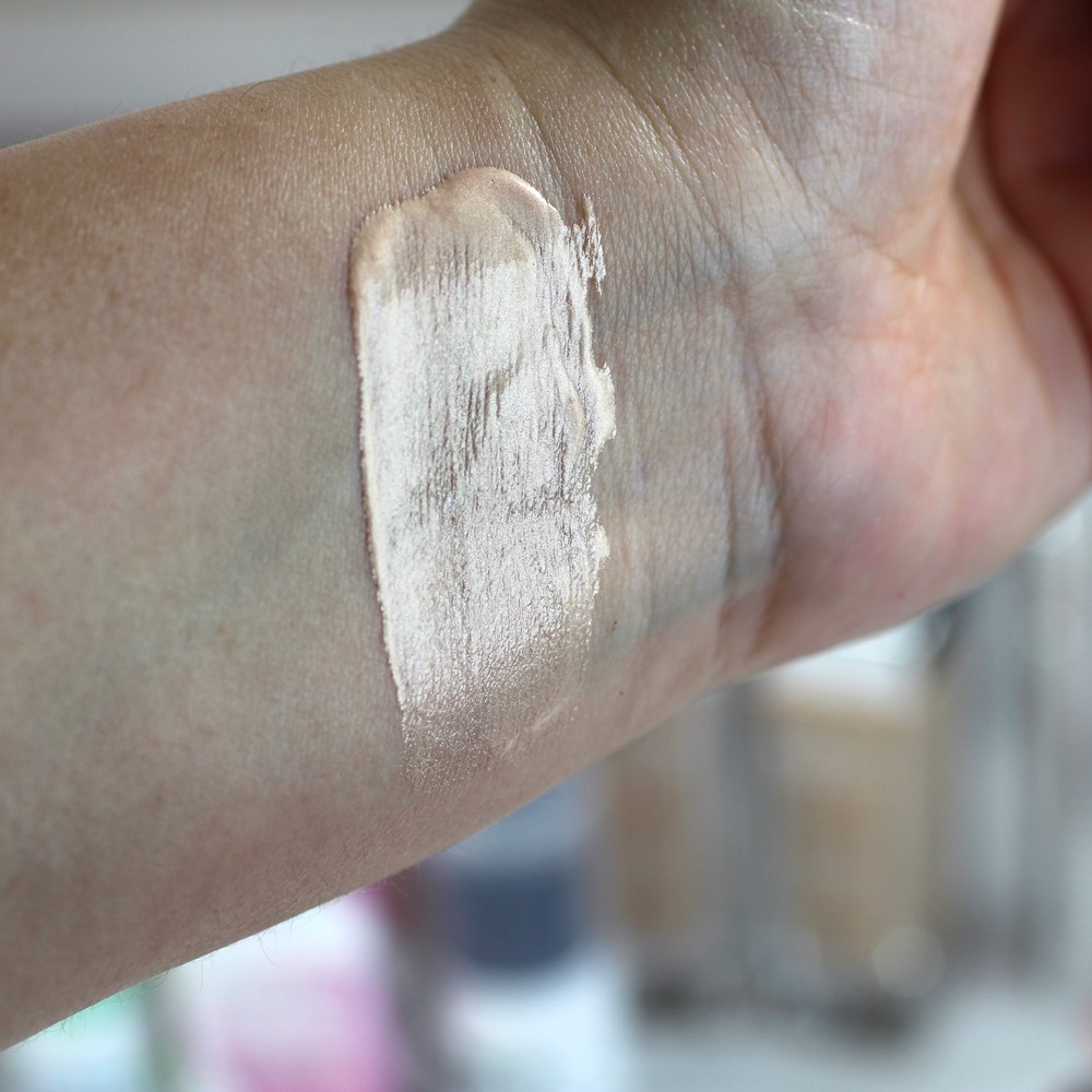 Physicians Formula Spotlight Primer Swatch