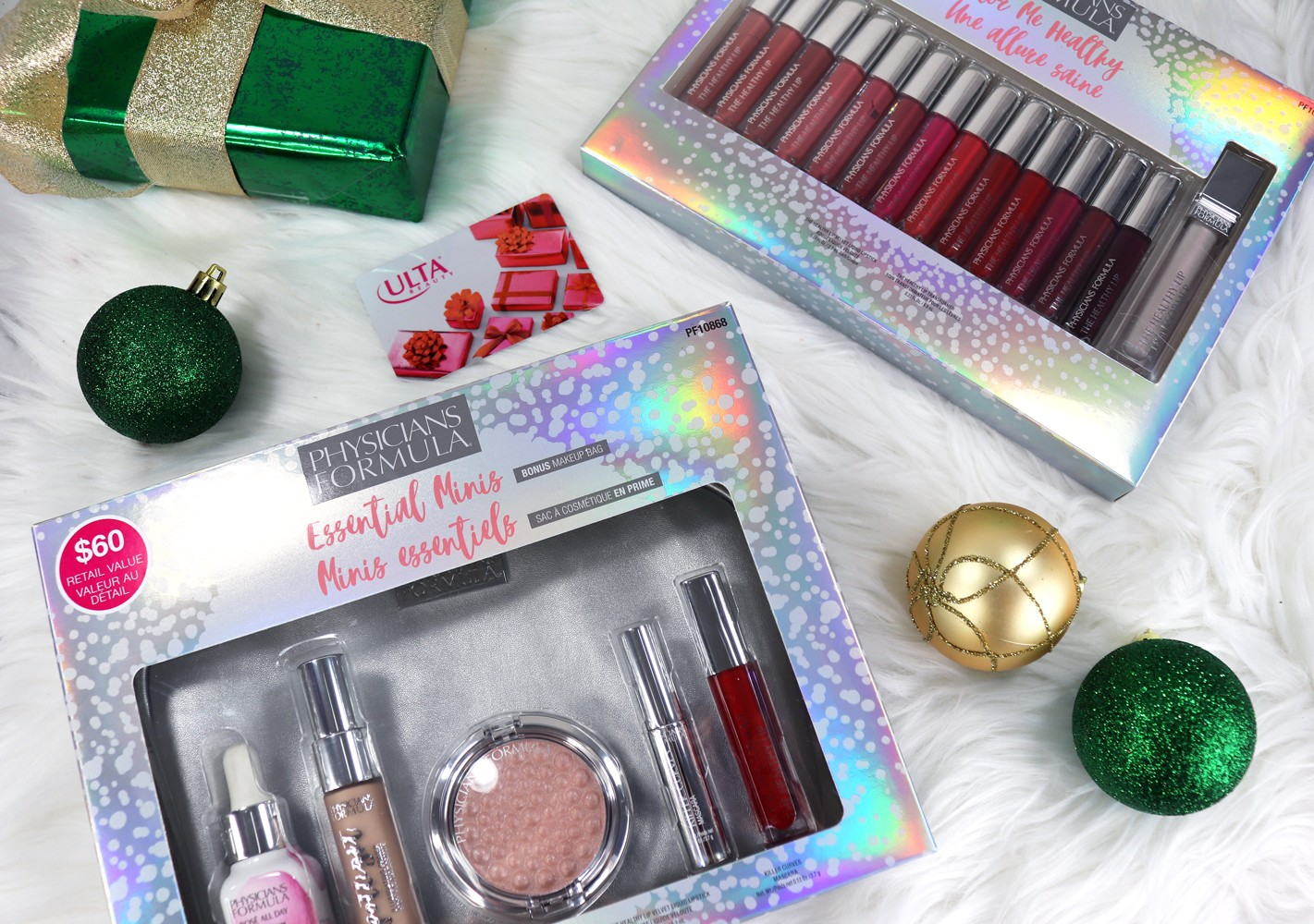 Cruelty Free Holiday Gift Guide - Physicians Formula Gift Sets