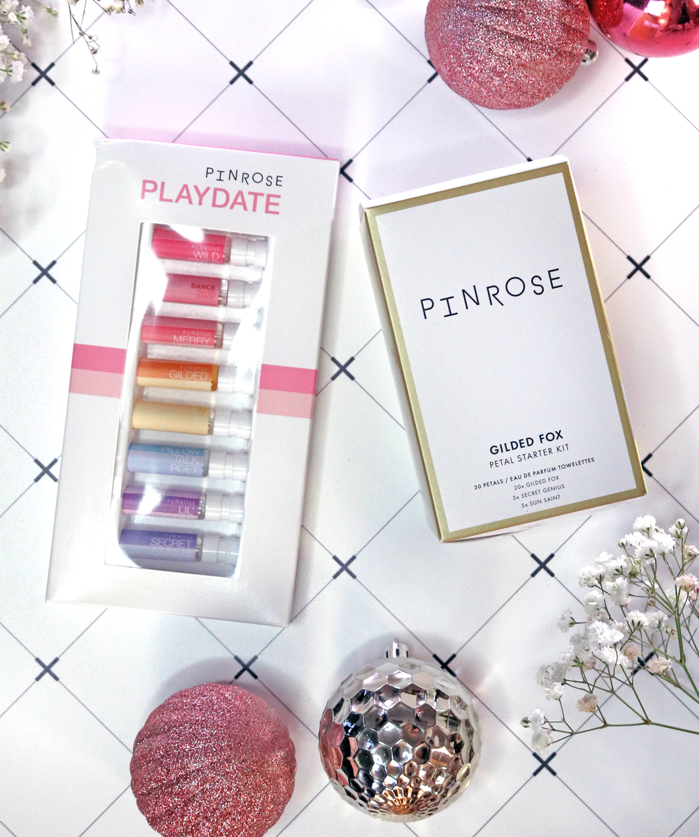 Cruelty Free Holiday Gift Guide 2020 - Pinrose cruelty free perfume gift sets