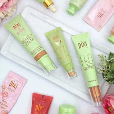 Pixi Beauty foundation comparison review
