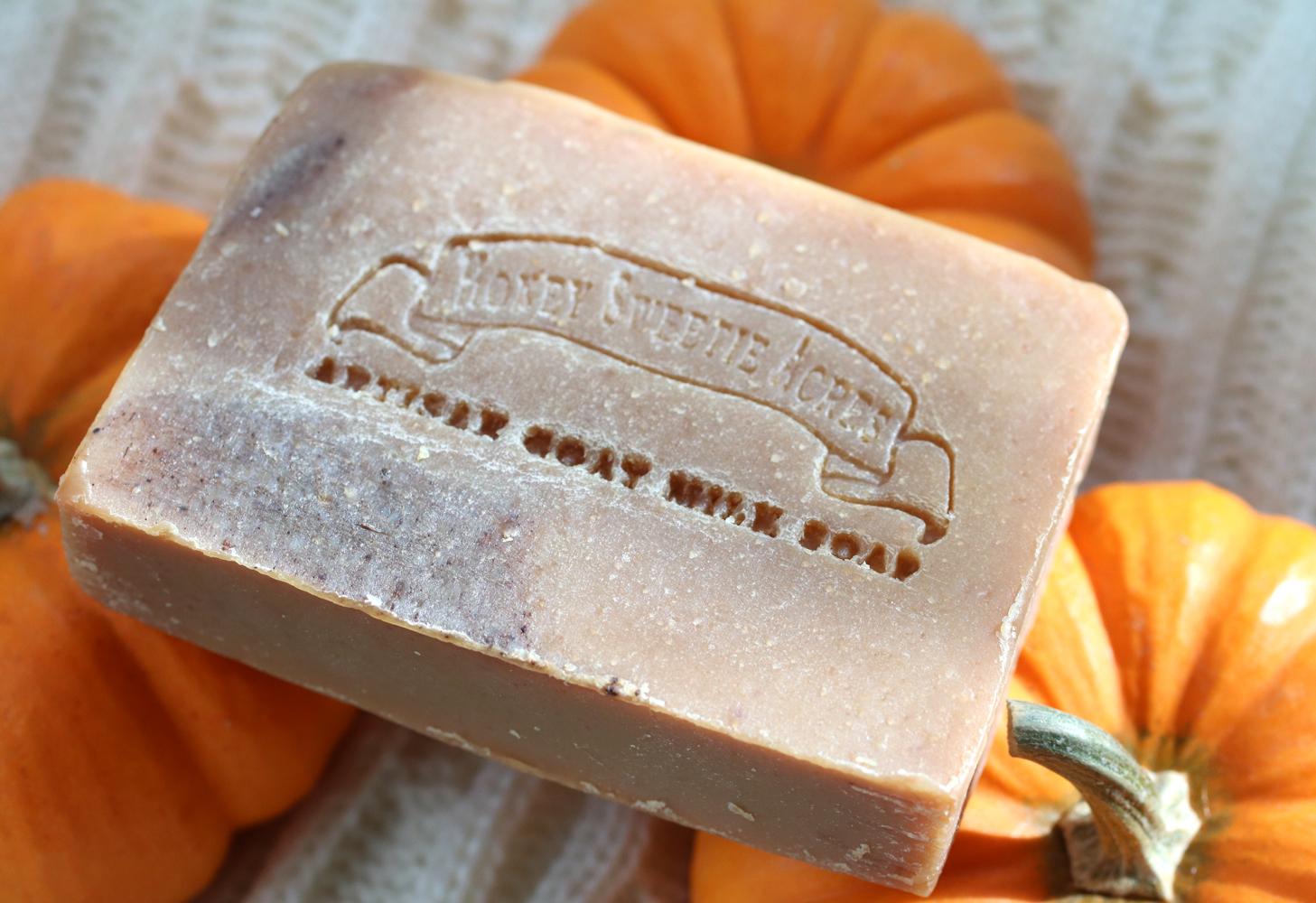 Honey Sweetie Acres humanely raised artisan goat milk soap