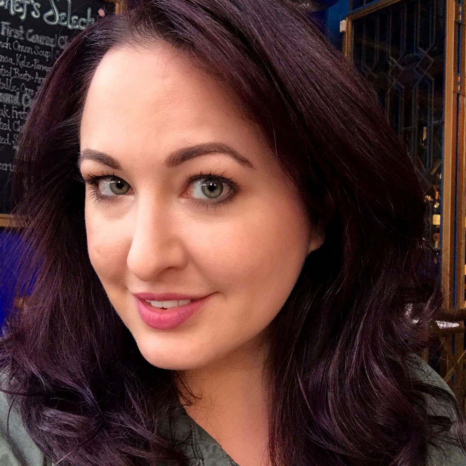 Crueltly Free Aveda Purple Hair