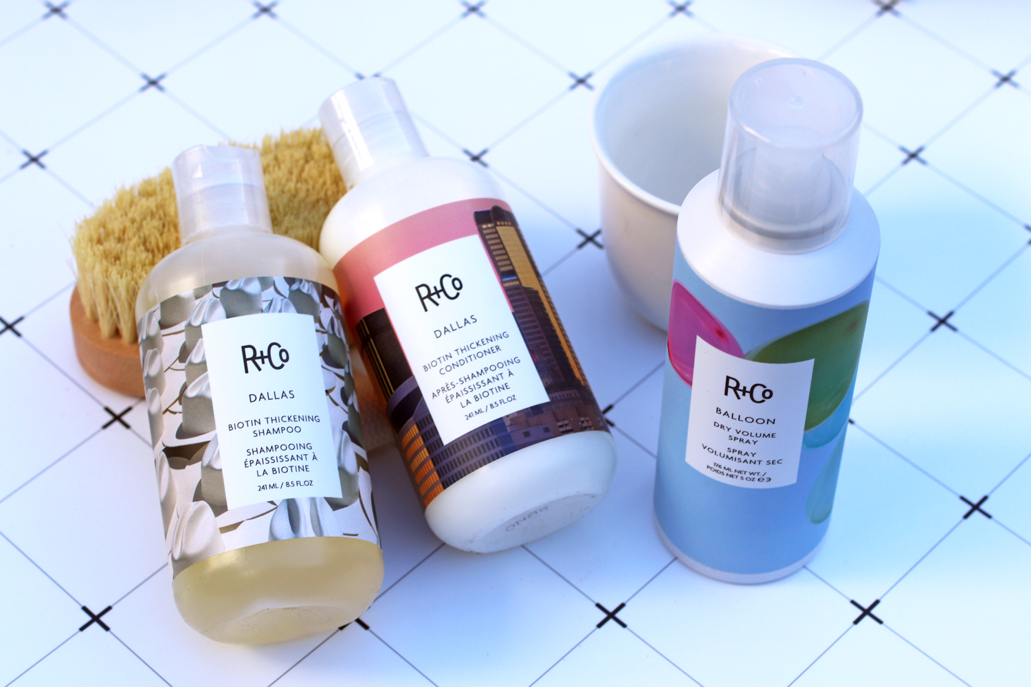 R+Co Holiday Hair Gift Sets 2020