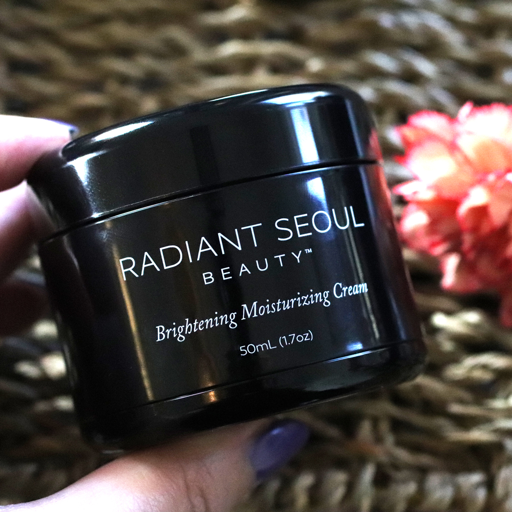 Radiant Seoul Beauty Brightening Moisturizing Cream from iHerb
