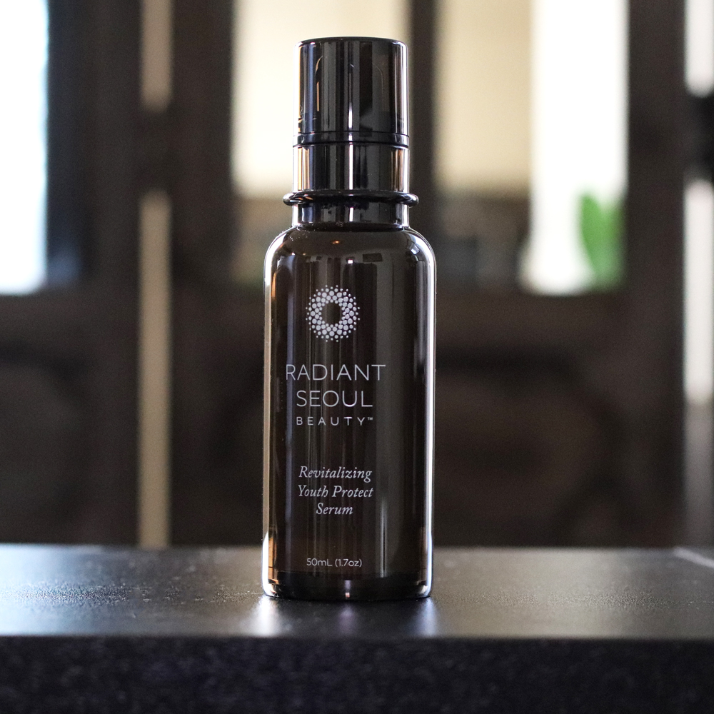 Radiant Seoul Revitalizing Youth Protect Serum review