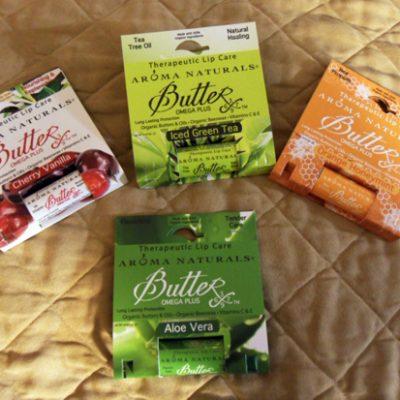 Aroma Naturals ButterX Lip Care