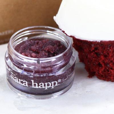 Craving Alert – Sara Happ x Sprinkles Red Velvet Lip Scrub