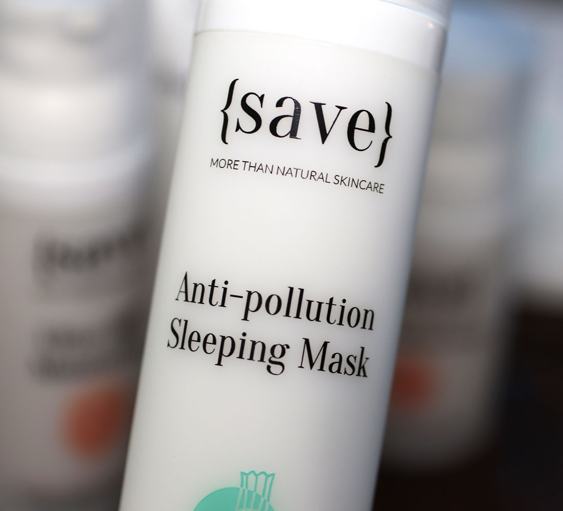 {save} Anti-pollution Sleeping Mask