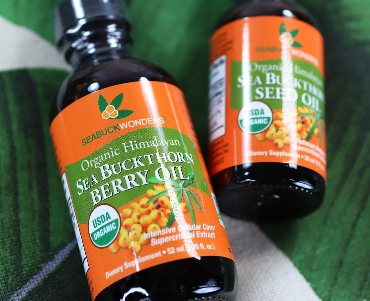 Sea buckthorn oil for hair and nail growth - I Found Supplements for Hair Growth That Really Work featured by popular Los Angeles cruelty free beauty blogger My Beauty Bunny