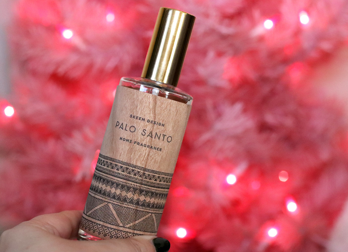 Woman Owned Holiday Gift Guide 2019 - Skeem Design Palo Santo Room Spray