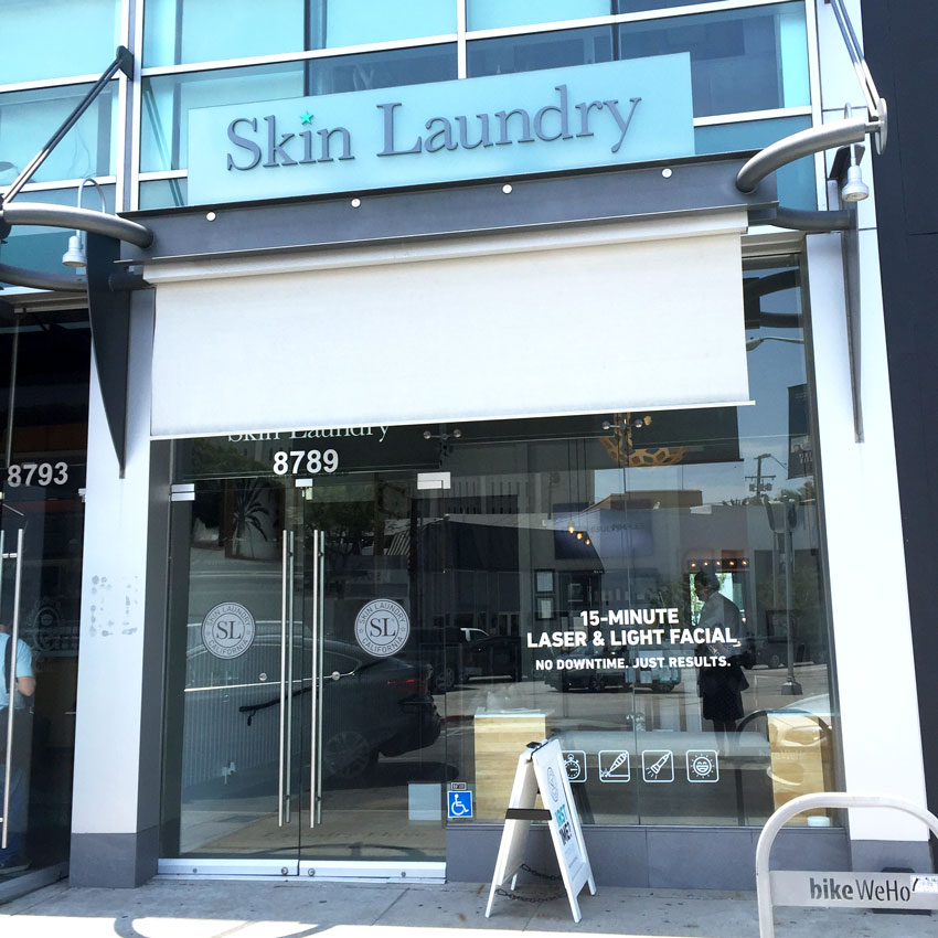 Men and women are flocking to Skin Laundry locations to get super quick, deep-cleaning laser and light facials. These facials help with various skin issues.