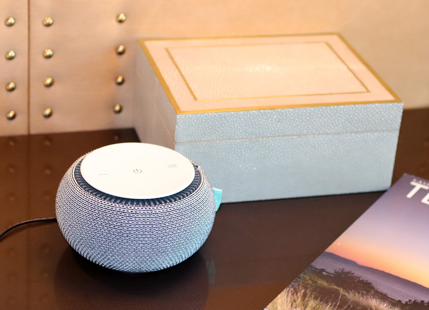 Snooz White Noise Machine Review My Beauty Bunny