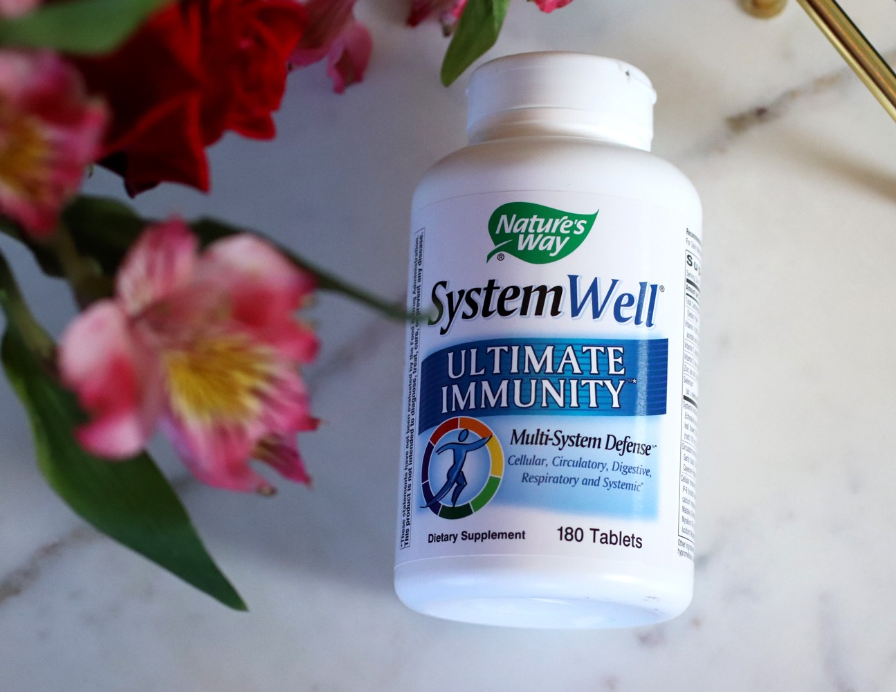 Best supplements for your immune system - Nature's Way from iHerb - SystemWell Ultimate Immunity