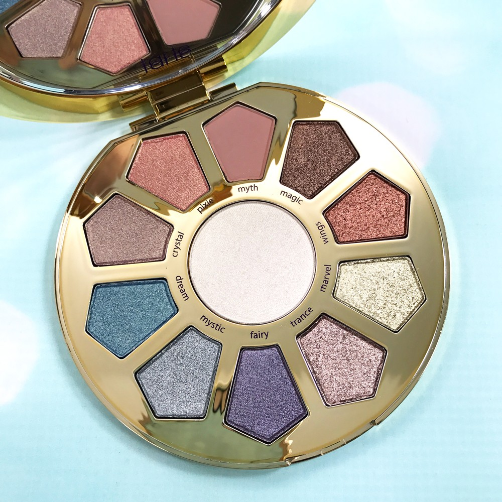 Tarte Make Believe in Yourself Palette Review
