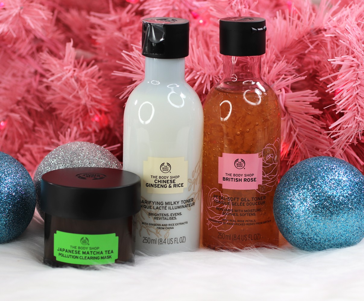 The Body Shop Holiday Gift Ideas