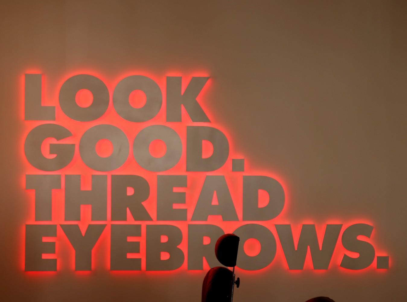 Thread Eyebrows Studio City Los Angeles
