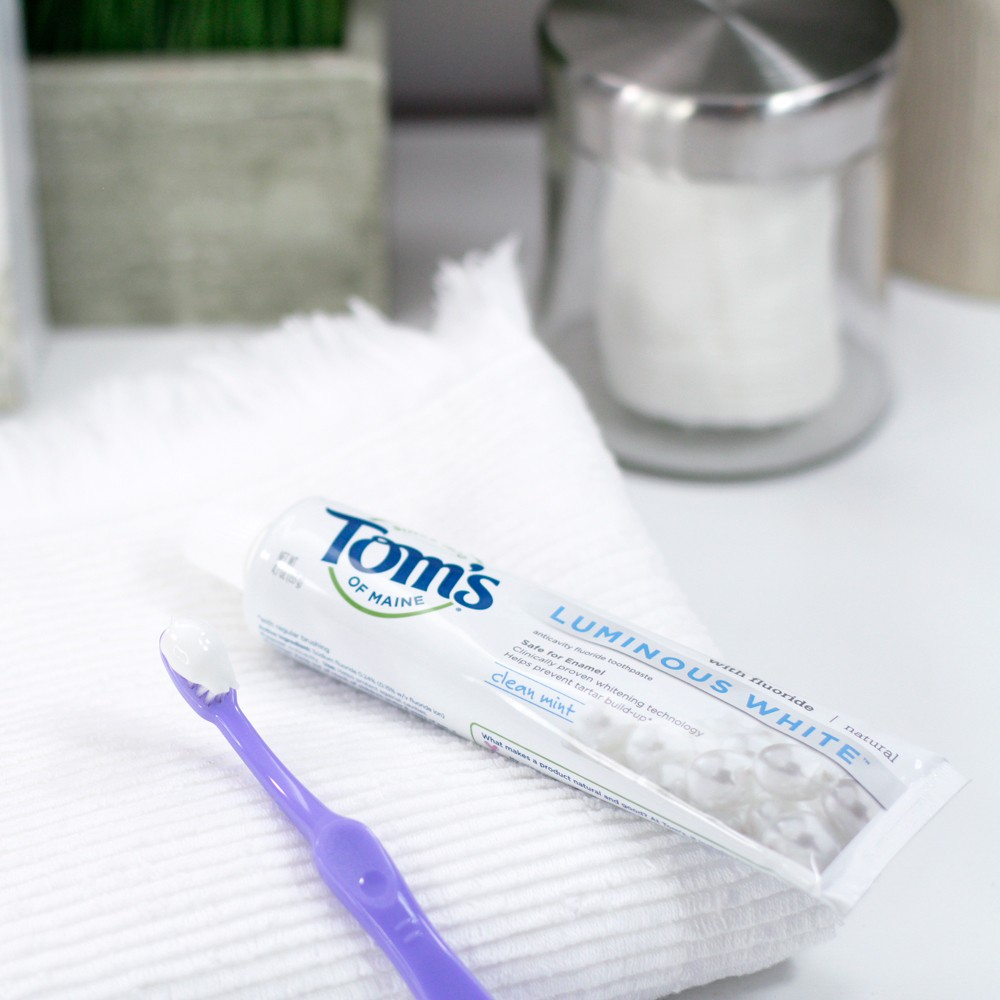 Toms of Maine Cruelty Free Toothpaste