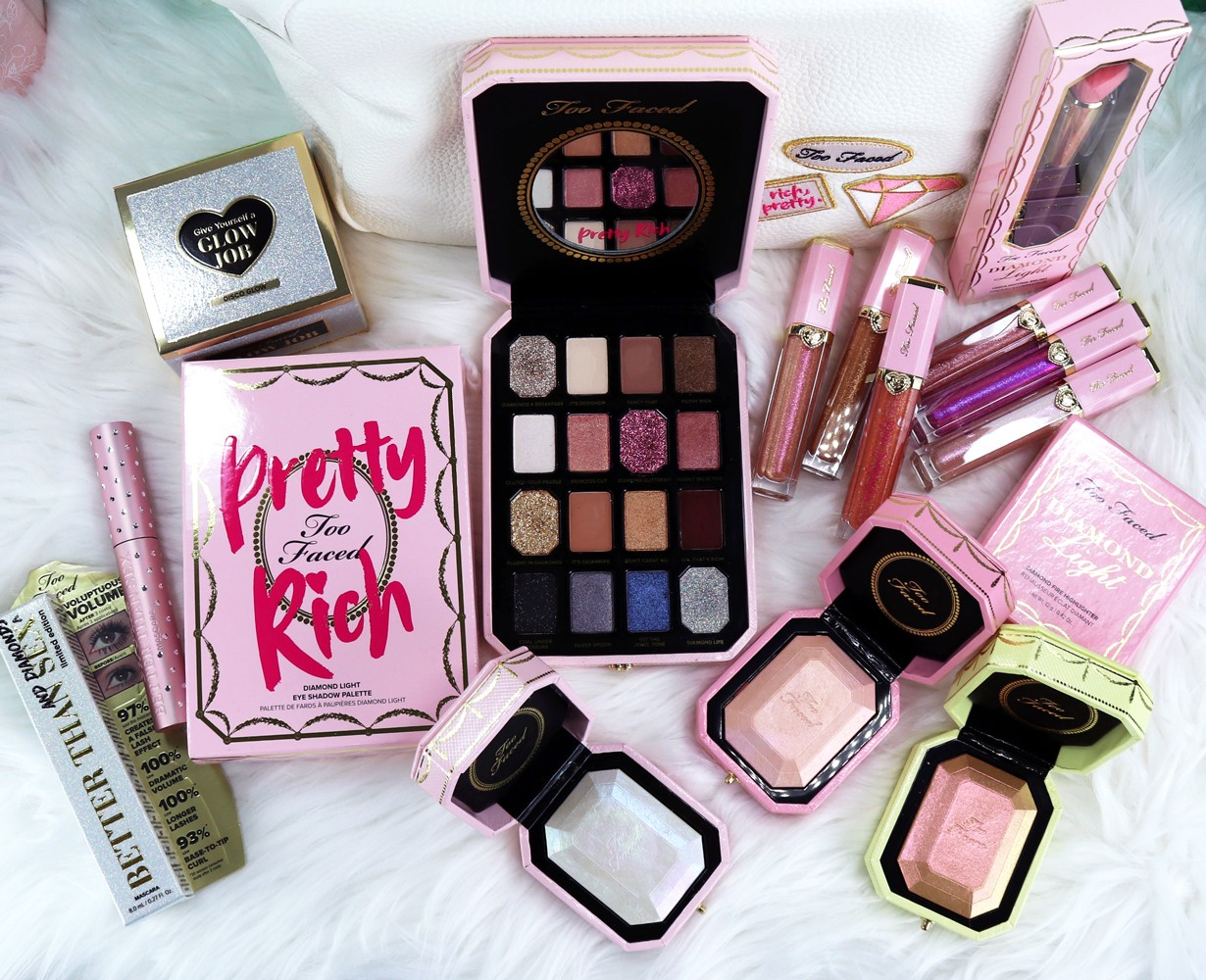 Too Faced Pretty Rich Collection