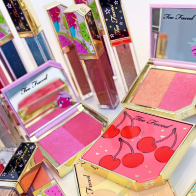 Too Faced Tutti Frutti Review and Swatches