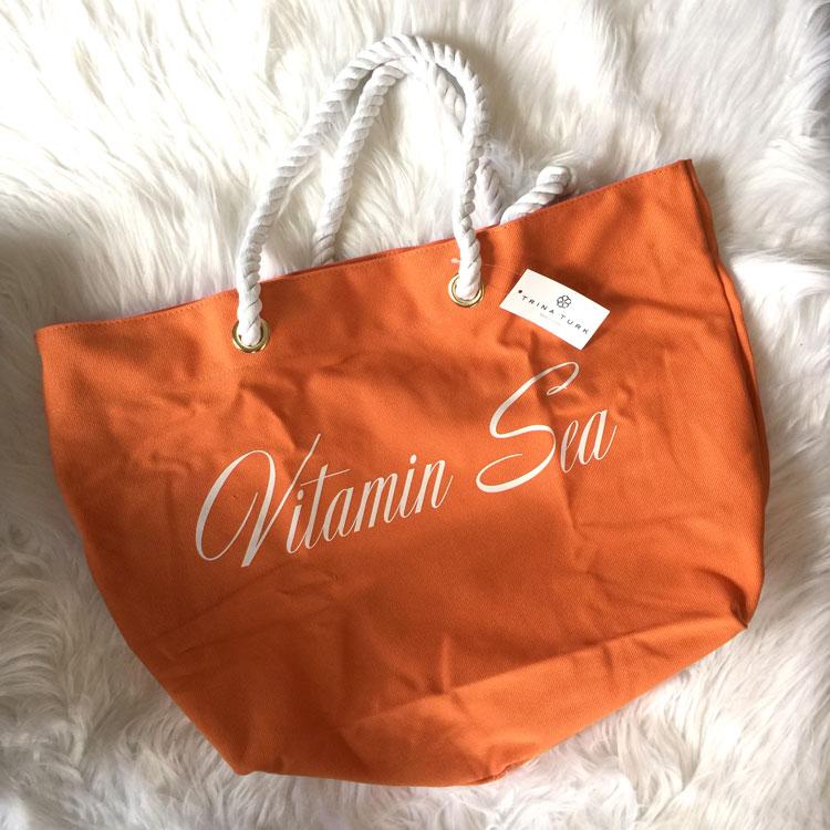 Trina Turk Beach Bag