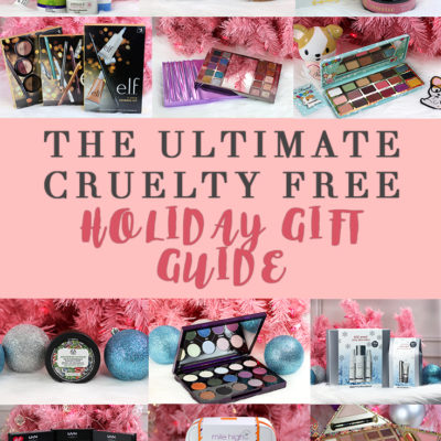 The Ultimate Cruelty Free Holiday Gift Guide