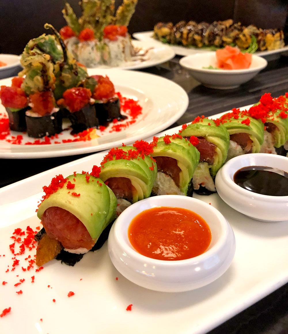 Umi Sushi & Oyster Bar at Pechanga Resort Casino in Temecula