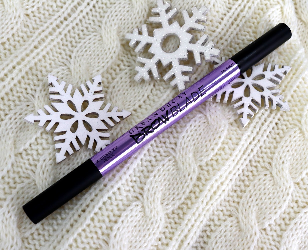 Urban Decay Brow Blade Review and Swatches