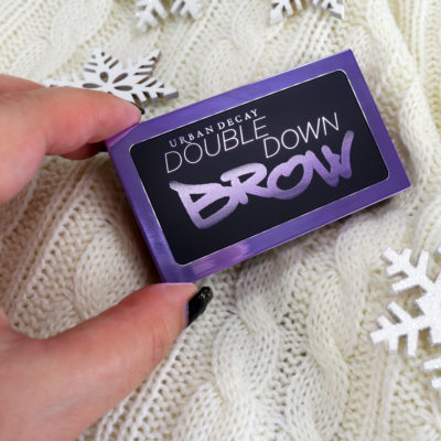 Urban Decay Street Style Brow Products Review