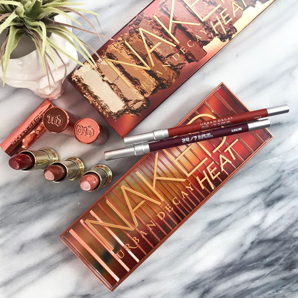 Urban Decay Heat Review