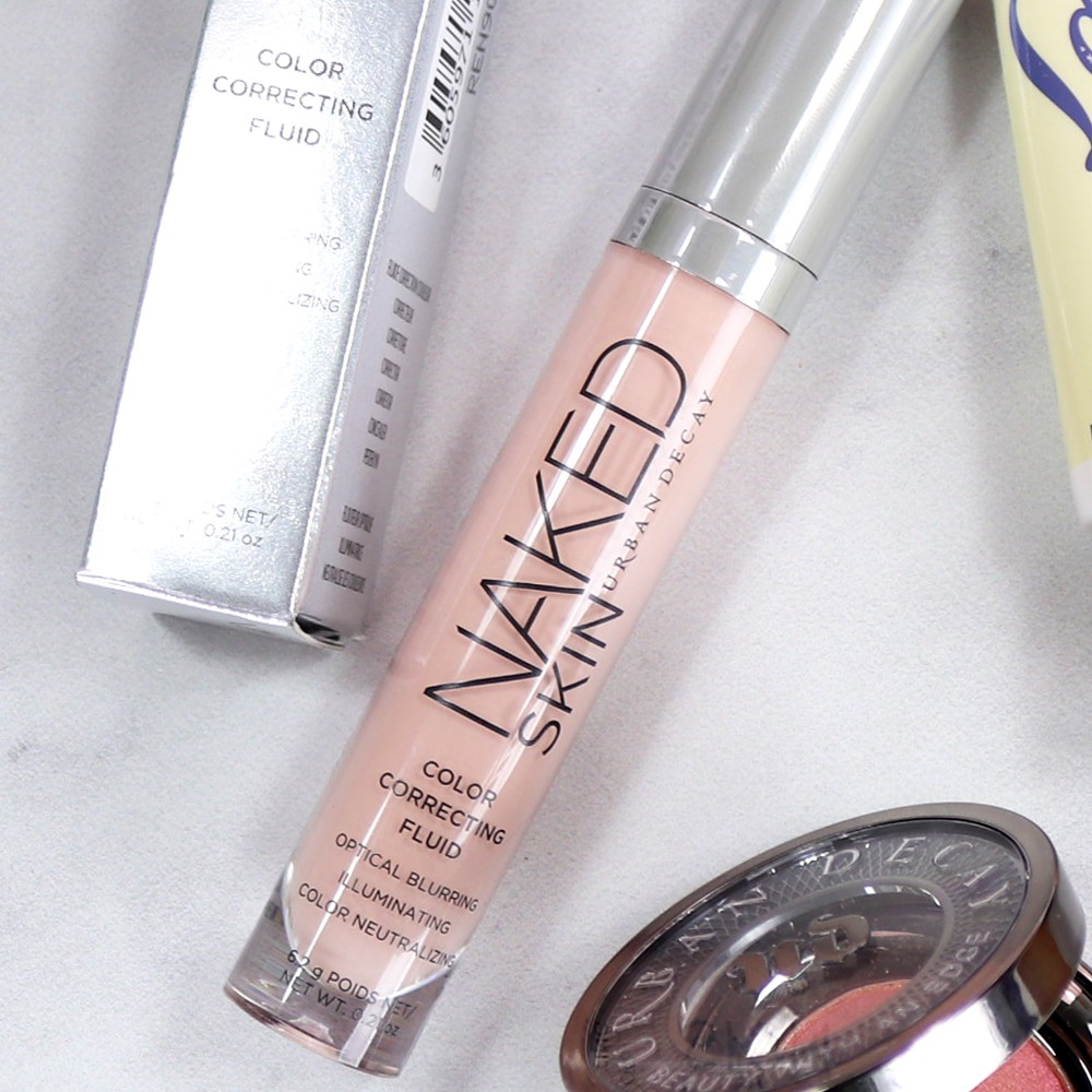 Urban Decay Naked Skin Pink Color Corrector - Ulta 21 Days of Beauty Sale Cruelty Free Beauty Haul by popular Los Angeles cruelty free blogger My Beauty Bunny