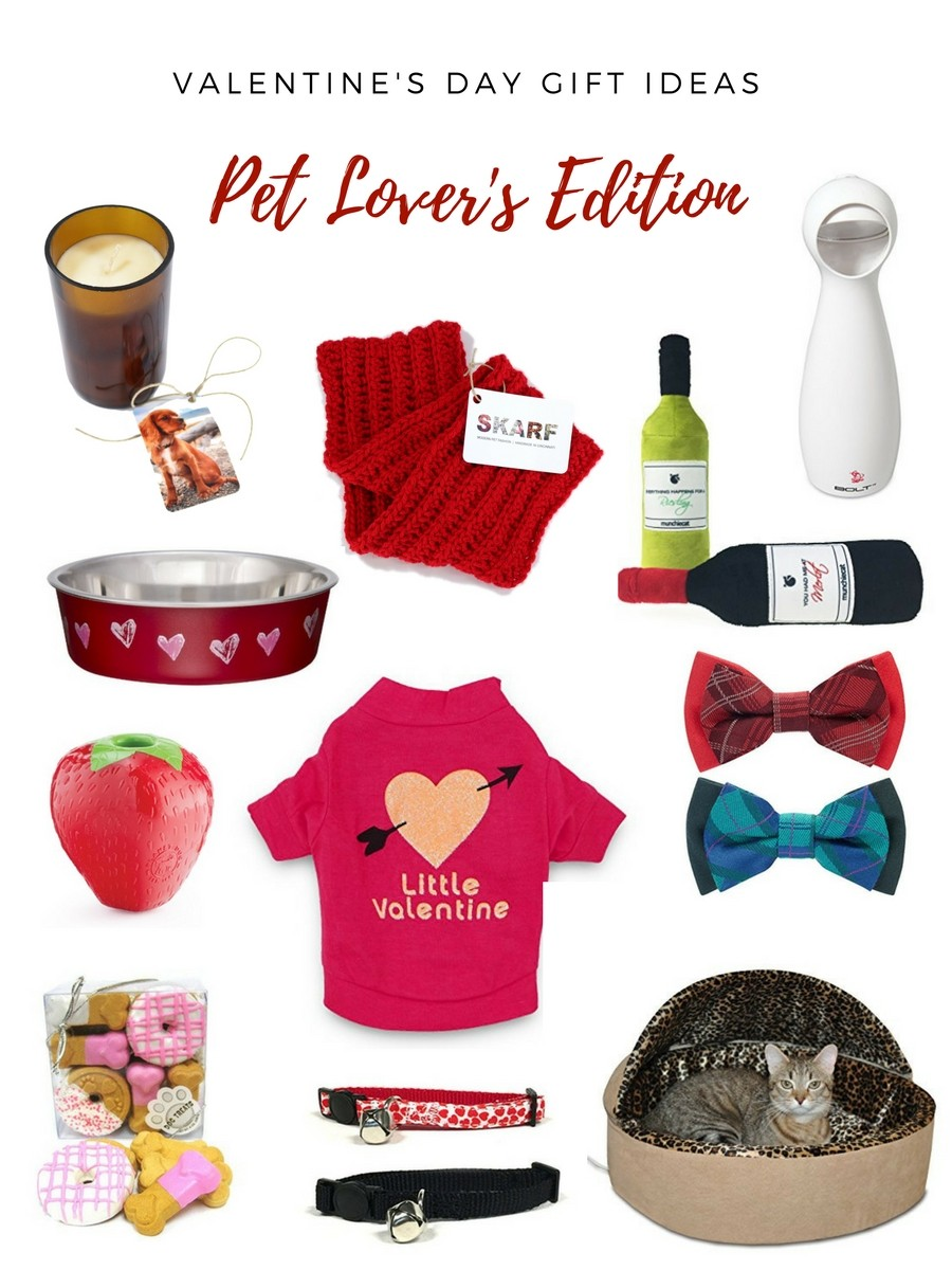 Valentines Day Gifts for Pet Lovers by popular Los Angeles cruelty free blogger My Beauty Bunny