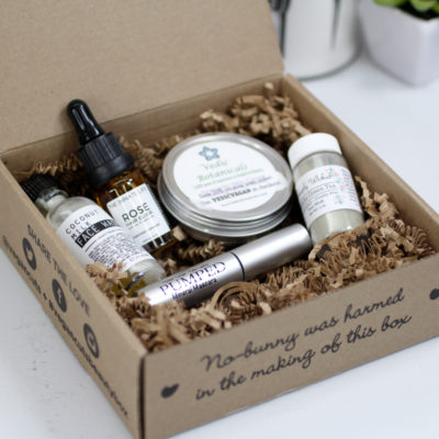 Vegan Cuts October Beauty Subscription Box