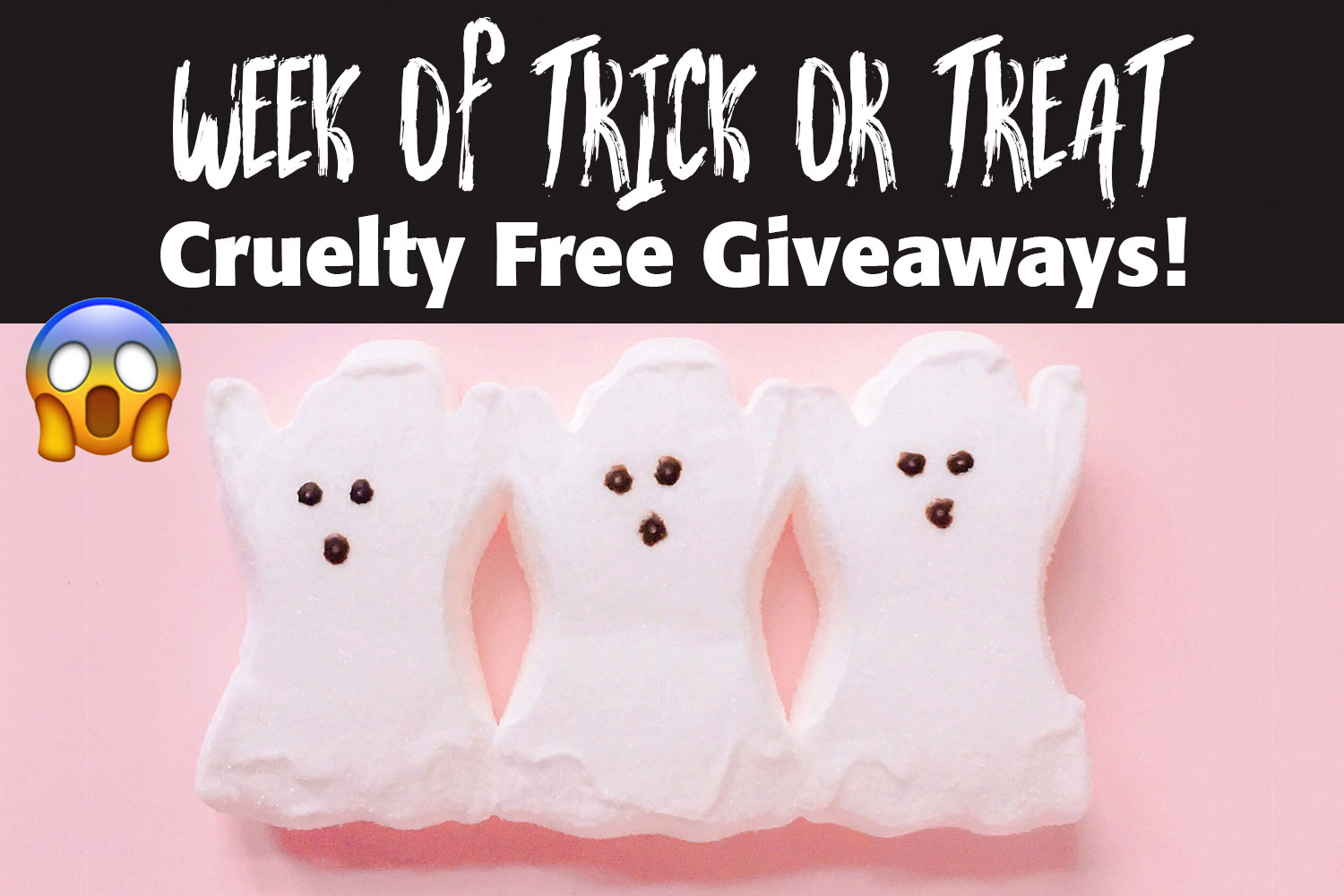 Week of Trick or Treat Giveaways My Beauty Bunny